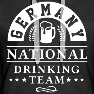 Germany national drinking Team - Mallorca Pullover & Hoodies - Frauen Premium Hoodie