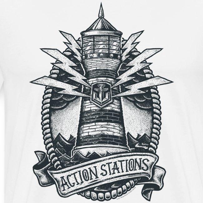 Lighthouse Collection - Men's Premium T-Shirt