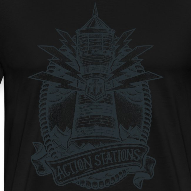 Lighthouse Collection - Men's Premium T-Shirt