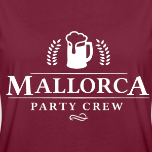 Mallorca Party Crew - Malle T-Shirts - Frauen Oversize T-Shirt