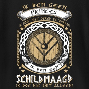 Shieldmaiden - not Princess - NL Baby Long Sleeve Shirts - Baby Long Sleeve T-Shirt