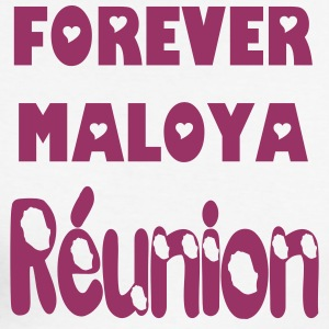 MALOYA FOREVER 974 REUNION SHIRTS - T-shirt baseball manches longues Homme