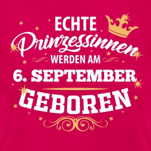 6. SEPTEMBER T-Shirts - Frauen T-Shirt