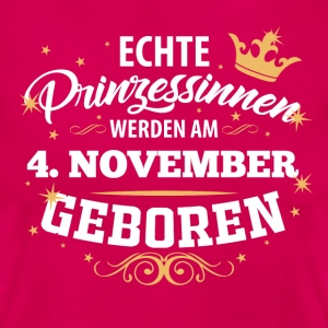 4. November T-Shirts - Frauen T-Shirt