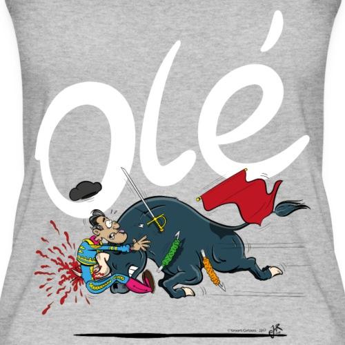 Olé, Stierenvechter met pech (voor grijze shirts)