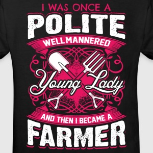 Lady Farmer - EN T-Shirts - Kinder Bio-T-Shirt