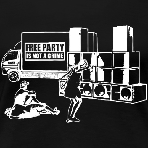 soundsystem truck 23 free party