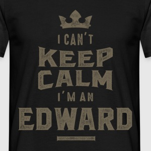 I'm an Edward - Men's T-Shirt