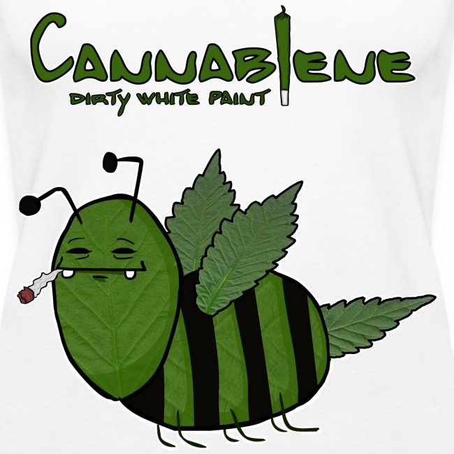 """Cannabiene"" Top - Girls"