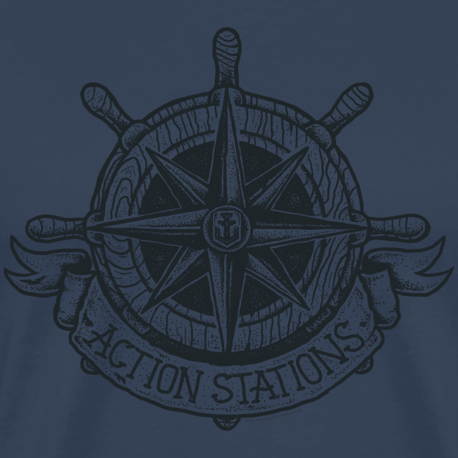 Wheel Collection - Men's Premium T-Shirt