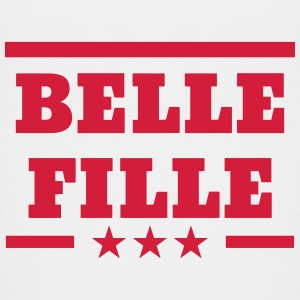 Daughter in law Schwiegertochter Belle Fille Shirts - Teenage Premium T-Shirt