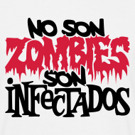 Diseño ~ No son Zombies son Infectados