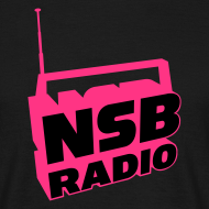 Design ~ NSB Pink on Black T