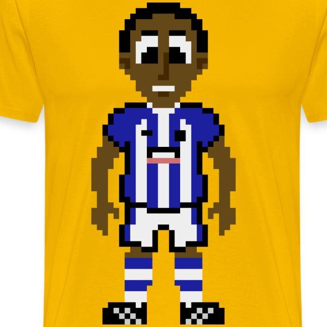 Malvin Kamara Pixel Art T-shirt