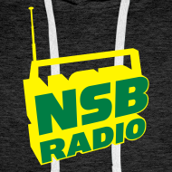 Design ~ NSB Green and Yellow on Green Hoodie