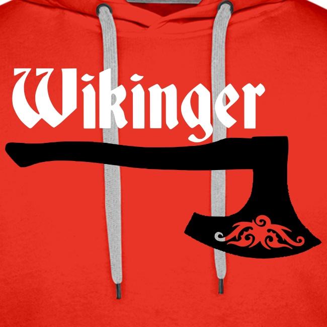 """""""Wikinger"""" Kapuzenpullover"""