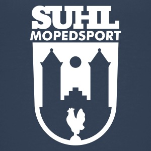 Suhl Mopedsport Hahn Logo T-Shirts - Teenager Premium T-Shirt