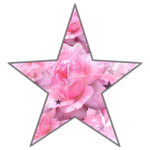Stern und Rosen