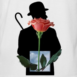 Rose for You - Männer Baseball-T-Shirt