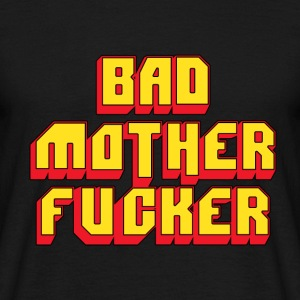 Bad mother fucker Pulp - T-shirt Homme