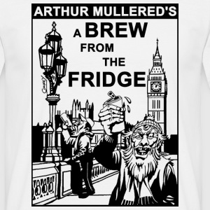 A Brew from the Fridge - Men's T-Shirt