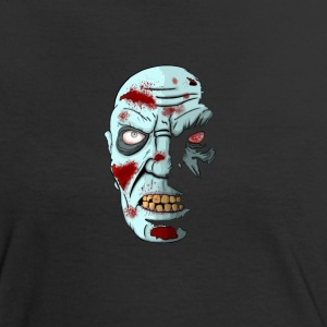 Shadow Zombie T-Shirts - Women's Ringer T-Shirt