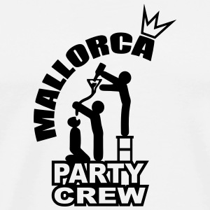 Mallorca Party Crew Malle T-Shirts - Men's Premium T-Shirt