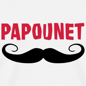 Papounet Tee shirts - T-shirt Premium Homme