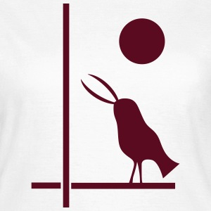 Vogel / Bird / Mondschein T-Shirts - Frauen T-Shirt