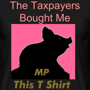 greedy MPs - Men's T-Shirt