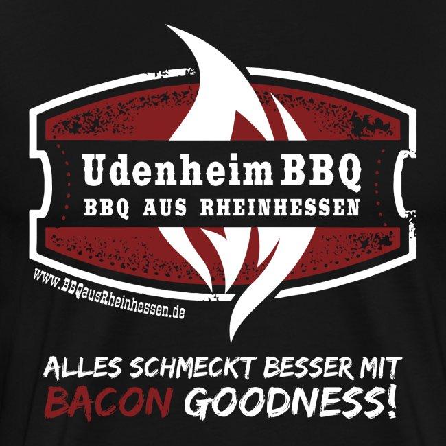 Alles schmeckt besser mit Bacon Goodness Shirt