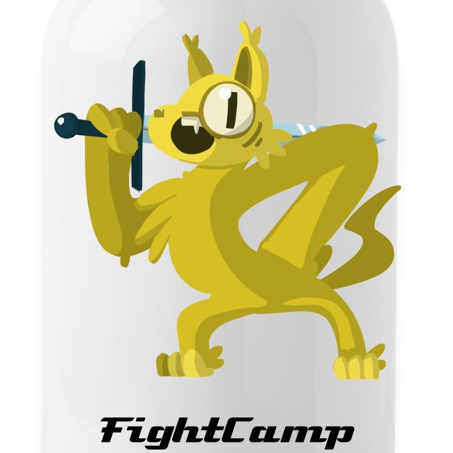 FightCamp Water Bottle