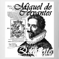 Diseño ~ Taza Miguel de Cervantes