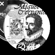 Diseño ~ Chapa Miguel de Cervantes