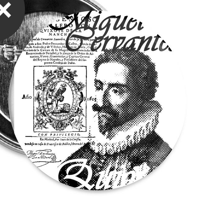 Chapa Miguel de Cervantes