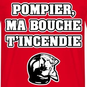 POMPIER, MA BOUCHE T'INCENDIE - JEUX DE MOTS