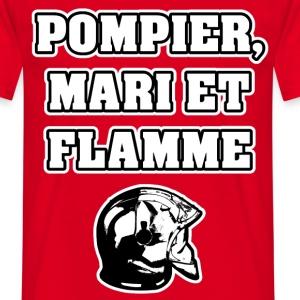 POMPIER, MARI ET FLAMME - JEUX DE MOTS
