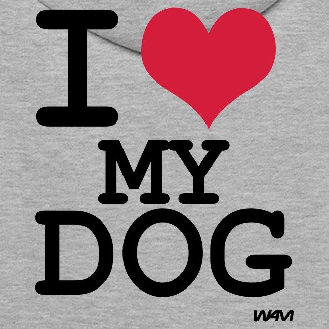 Sweat J'aime mon chien !