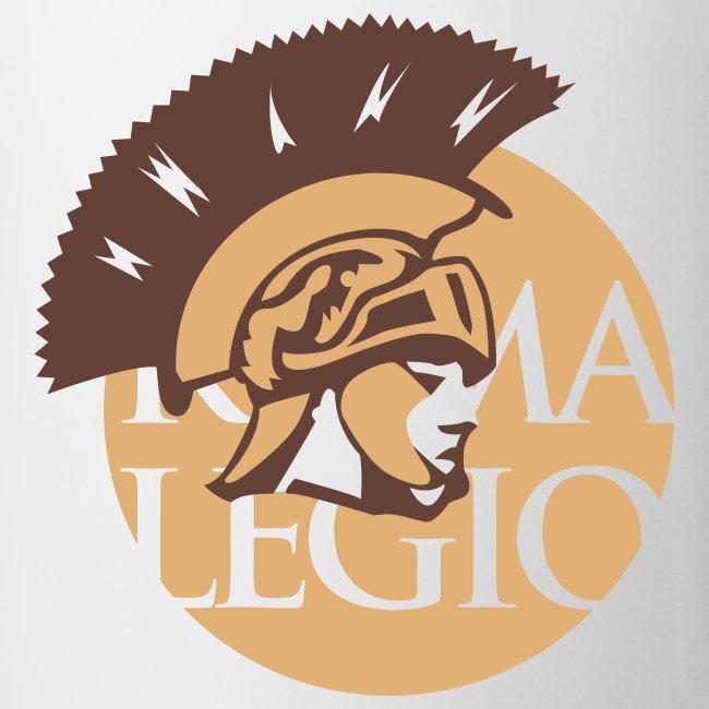 Taza Roman Legio