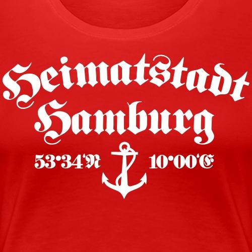 32 Heimatstadt Hamburg Koordinaten