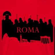 Diseño ~ Camiseta Hombre Basis Roma
