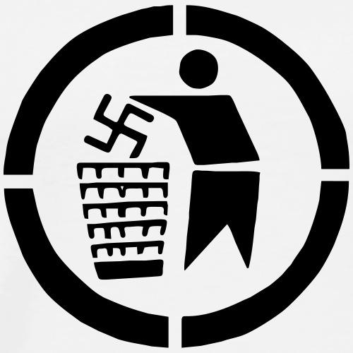 Nazis into Trash