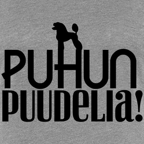 Puhun Puudelia! 2