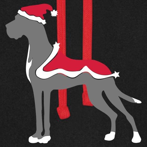 Doggen Weihnachtshund