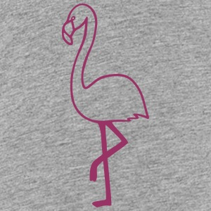 Flamingo T-Shirts - Teenager Premium T-Shirt
