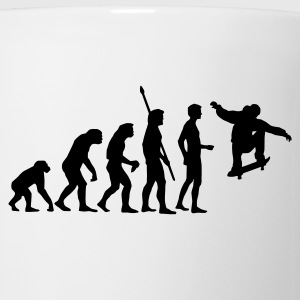 evolution_skater Bottles & Mugs - Mug
