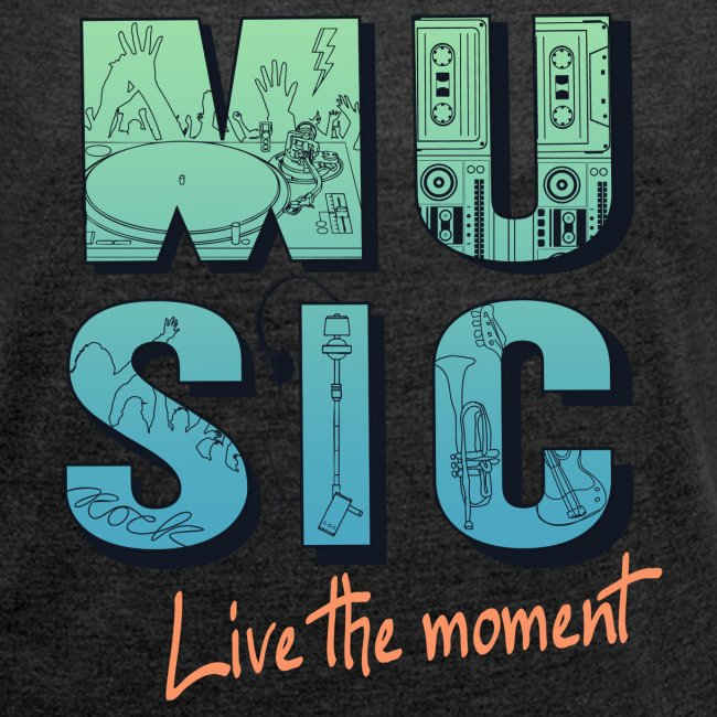 Music - live the moment