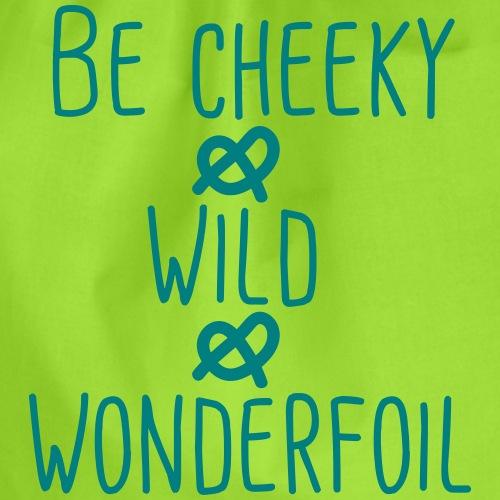 cheeky wild wonderfoil