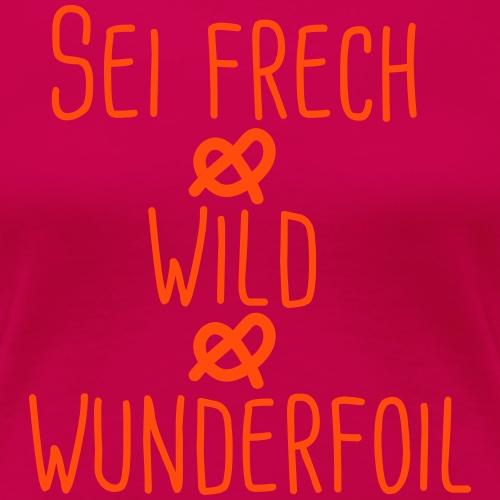 Frech Wild Wunderfoil