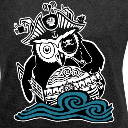 Búho pirata marino